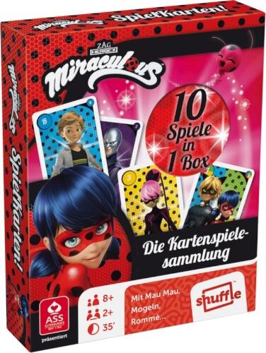 ASS SpielKarten! Miraculous