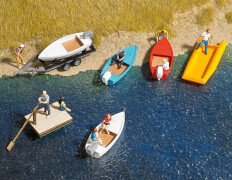 H0-Boote-Set