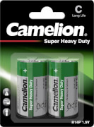 Camelion Super Heavy Duty Baby Batterien, 1,5V, 2er Blister