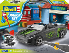 REVELL Junior Kit Roadster Tuning Design