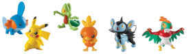 TOMY Pokemon Actionfigur