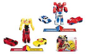 Hasbro C0628EU4 Transformers RID Crash Combiners, ab 6 Jahren