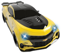 Transformers M5 Robot Fighter Bumblebee