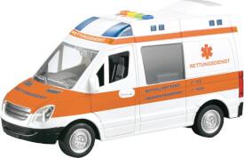 Speddzone D/C Krankenwagen mit Licht & Sound