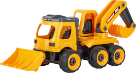CARRERA RC - 2,4GHz First Backhoe Loader - RC