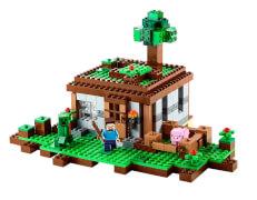 LEGO® MinecraftT 21115 Steve's Haus