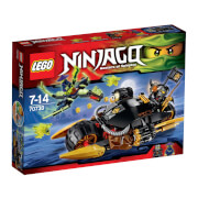 LEGO® Ninjago 70733 Cole's Donner-Bike