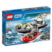 LEGO® City 60129 Polizei - Patrouillen - Boot