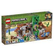 LEGO® Minecraft 21155 Die Creeper# Mine