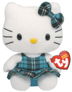 Hello Kitty Baby-Schottenrock blau