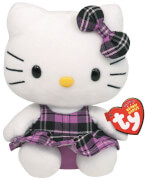 Hello Kitty Baby-Schottenr. violett