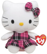 Hello Kitty Baby-Schottenrock pink