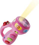 Vtech 80-124054 Fröhliche Taschenlampe, pink