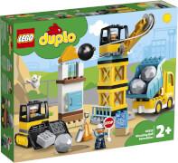 LEGO® DUPLO® 10932 Baustelle mit Abrissbirne