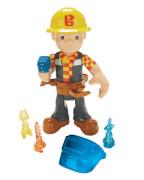 Mattel Bob der Baumeister Deluxe Bob Figur