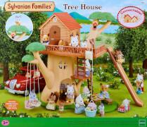 Sylvanian Families Baumhaus