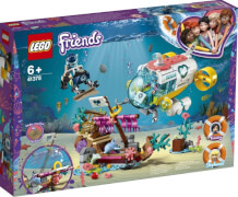 LEGO® Friends 41378 Rettungs-U-Boot für Delfine