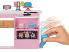 Mattel GFP59 Barbie Bakery Shop
