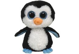 TY Beanie Boo's - Pinguin Waddles, Plüsch, ca. 9x6x15 cm