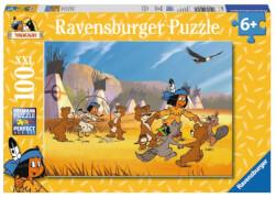 Ravensburger 106264  Puzzle Yakari hat Spaß 100 Teile