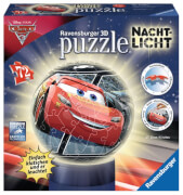 Ravensburger 118168 Puzzleball  Cars 3, 72 Teile