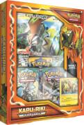 Pokémon Kapu-Riki Kollektion
