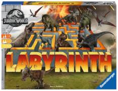 Ravensburger 260041 Jurassic World Labyrinth, Gesellschaftsspiel