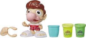 Hasbro E6198EU4 Play-Doh Slime Robby Rotzkopf mit 2 Dosen Slime, ab 3 Jahren