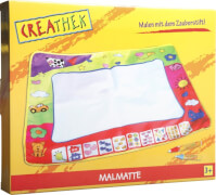 Creathek Malmatte mit 2 Stiften, 80 x 60 cm