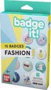 Badge It! Nachfüllpack Fashion