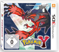 Nintendo 2DS/3DS Pokemon YFür Kinder ab 0 Jahre