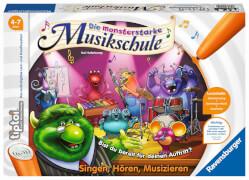 Ravensburger 00555 tiptoi® - Die monsterstarke Musikschule