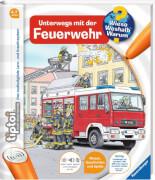 Ravensburger 005819  tiptoi® - Unterwegs mit der Feuerwehr