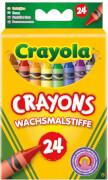 AMIGO 00247 Crayola 24 Wachsmalstifte