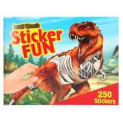 Depesche 3359 Dino World Sticker Fun