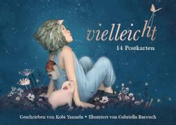 Vielleicht Postkartenbuch von Kobi Yamada und Gabriella Barouch