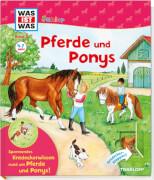 Tessloff WAS IST WAS Junior Band 5 Pferde und Ponys, Sachbuch, 20 Seiten, ab 4 Jahren