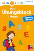 Tessloff Mein Übungsblock 1.Klasse, Mathe und Deutsch, Taschenbuch, 128 Seiten, ab 6 Jahren