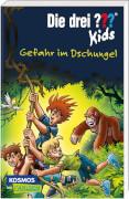 Die drei ??? Kids 62: Gefahr im Dschungel