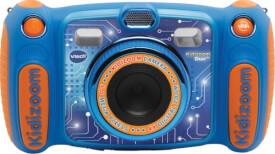 Vtech 80-507104 Kidizoom Duo 5.0, ab 4 - 10 Jahre, blau