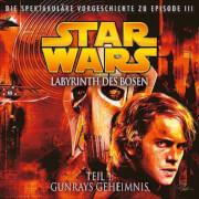 CD Star Wars Labyrinth des Bösen, Teil 1