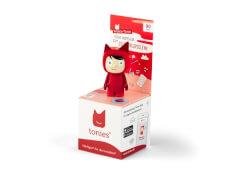 Tonies® Kreativ-Tonie - Rot, ab 3 Jahren.