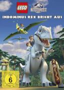 DV Indominus Rex bricht aus