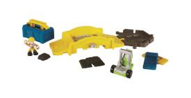 Mattel Bob der Baumeister Sandspaß Bridge Builder Playset