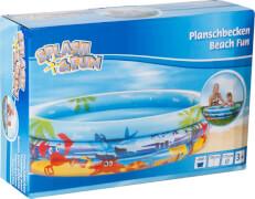 Splash & Fun Planschbecken Beach Fun # 175 cm