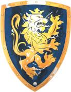 Liontouch Edler Ritter Schild, blau