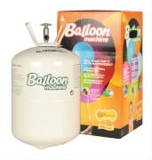 Kleiner Kanister Helium to Go für 30 Ballons 25m³/12,1l/ 21 bar