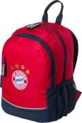 FC Bayern München Kindergartenrucksack MIA SAN MIA rot