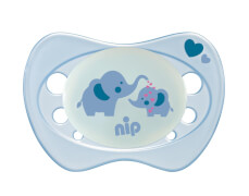 nip Beruhigungssauger Newborn Night, Gr. 0