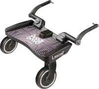 BuggyBoard Maxi, schwarz, ca. 35 cm